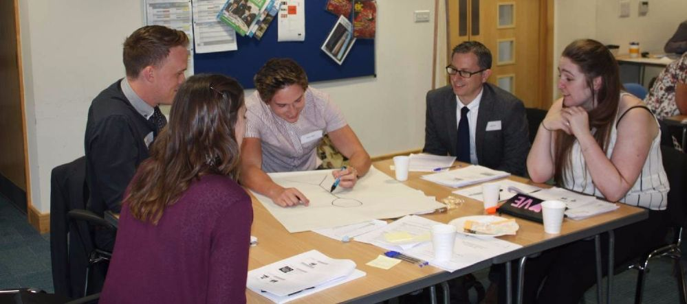 Life at Bedfordshire Schools Training Partnership